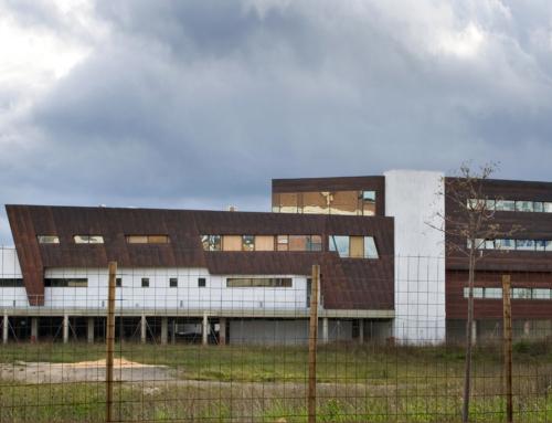 Edificio oficinas Silken
